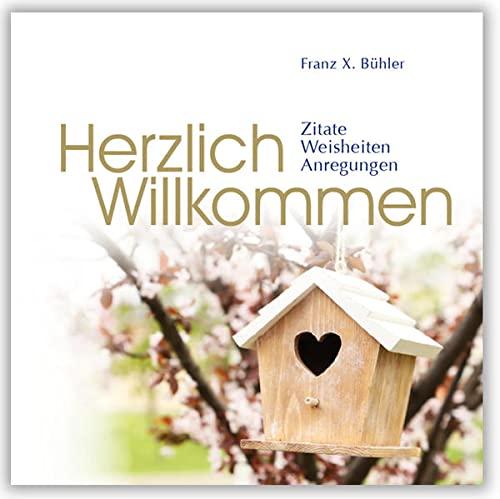 """9783941633001: Herzlich Willkommen: © Creation """"Vom Kopf ins Herz"""""""