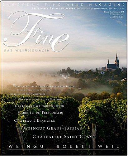 9783941641914: FINE Das Weinmagazin 02/2013: 21. Ausgabe