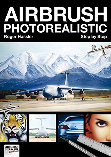 9783941656062: Airbrush Photorealistic Step by Step