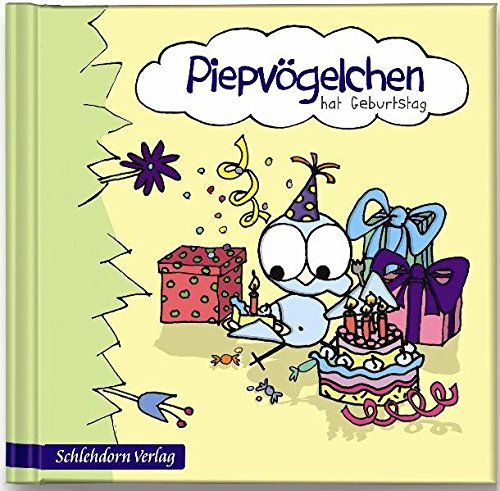 9783941693029: Piepv�gelchen hat Geburtstag