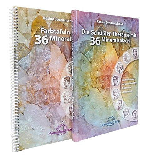 Die Schüßler-Therapie mit 36 Mineralsalzen: Rosina Sonnenschmidt