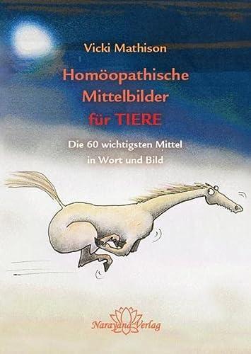 Homöopathische Mittelbilder für Tiere: Narayana Verlag GmbH
