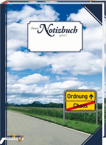 9783941710047: Notizbuch