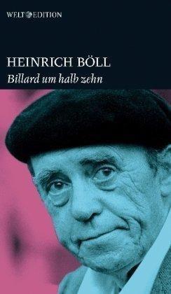 9783941711068: Billard um halb zehn
