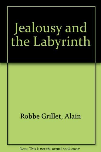9783941729735: Jealousy and the Labyrinth