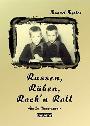 9783941758025: Rüben, Russen, Rock'Roll - ein Zwillingsroman