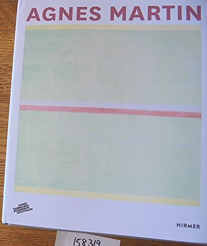 9783941773318: Agnes Martin [anlässlich der Ausstellung Agnes Martin, Tate Modern, London, 3. Juni bis 11. Oktober 2015 . Solomon R. Guggenheim Museum, New York, 7. Oktober 2016 bis 11. Januar 2017]