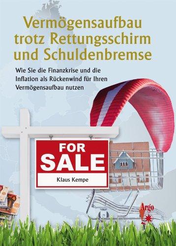 9783941800335: Vermögensaufbau trotz Rettungsschirm und Schuldenbremse