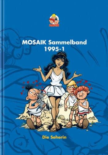 9783941815865: MOSAIK Sammelband 58. Die Seherin