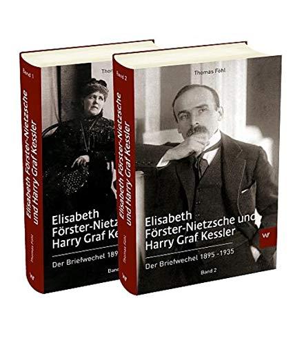 9783941830233: Elisabeth Förster-Nietzsche und Harry Graf Kessler. Band 2