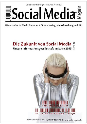 9783941835122: Social Media Magazin: Nr. 2011-IV