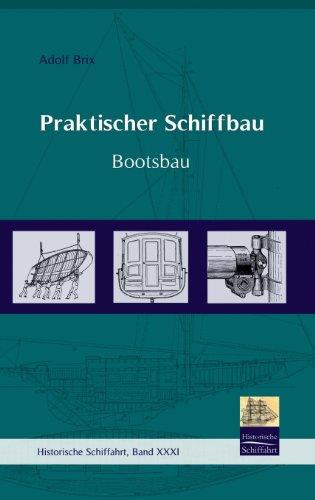 9783941842328: Praktischer Schiffbau (German Edition)