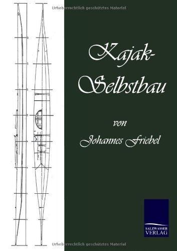 9783941842991: Kajak-Selbstbau (German Edition)