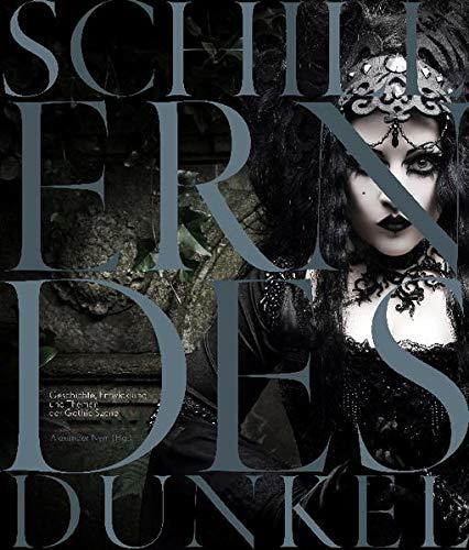Schillerndes Dunkel: Geschichte, Entwicklung und Themen der Gothic-Szene (Hardback)