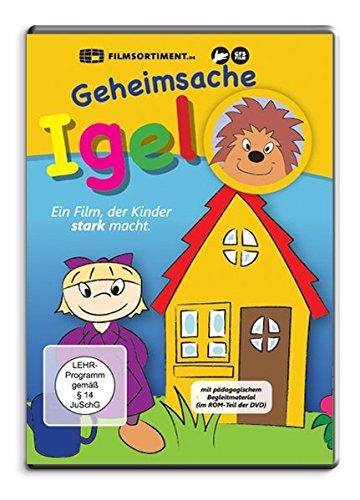 9783941849013: Geheimsache Igel - Ein Film der Kinder stark macht [Alemania] [DVD]