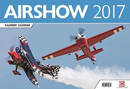 9783941856660: Airshow Kalender 2017