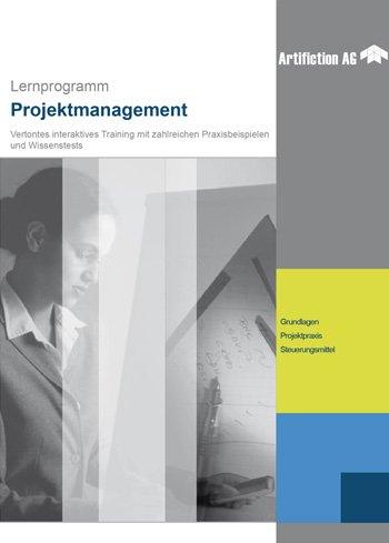 9783941863033: Projektmanagement/Project Management: Mehrsprachiges Lernprogramm - Vertontes interaktives Training mit zahlreichen Praxisbeispielen und Wissenstests ... and numerous practical examples and tests