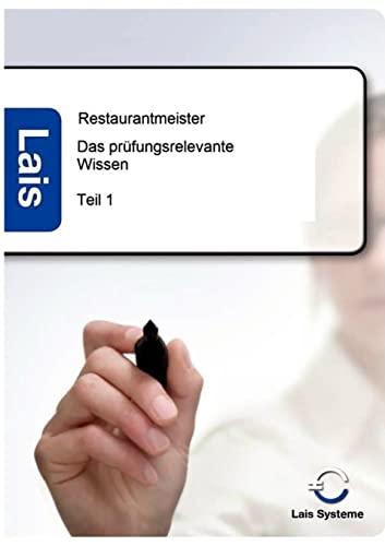 9783941902671: Restaurantmeister - Das prüfungsrelevante Wissen (German Edition)