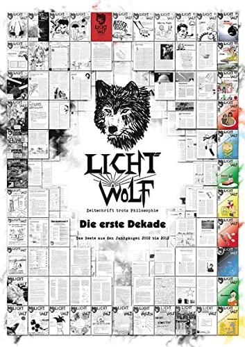 9783941921177: Lichtwolf - Die erste Dekade
