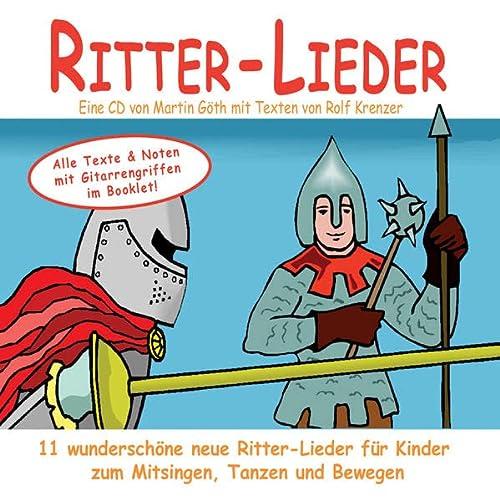 9783941923355: Ritter-Lieder für Kinder