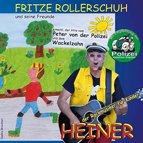 9783941923423: Fritze Rollerschuh