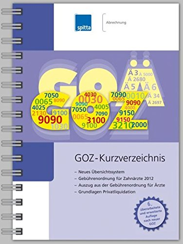 GOZ-Kurzverzeichnis: Andrea Zieringer