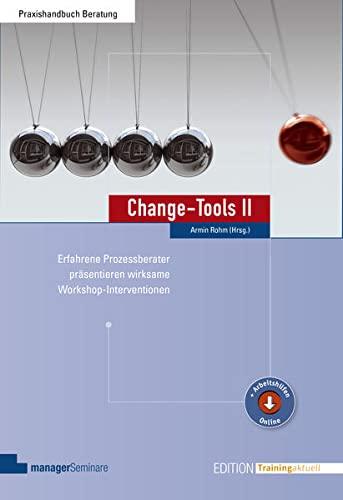 Change-Tools II: Armin Rohm