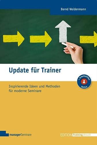 Update für Trainer: Bernd Weidenmann
