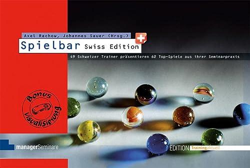 Spielbar Swiss Edition: Johannes Sauer