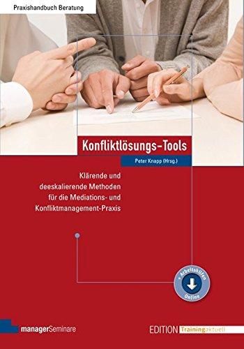Konfliktlösungs-Tools: Peter Knapp