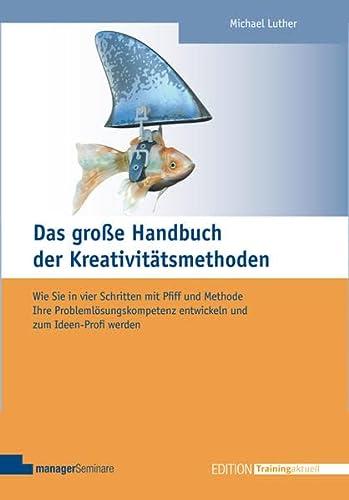 Das große Handbuch der Kreativitätsmethoden: Michael Luther