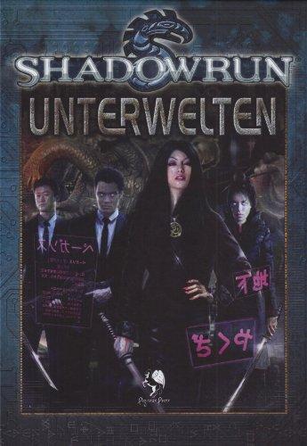 9783941976108: Shadowrun, Unterwelten