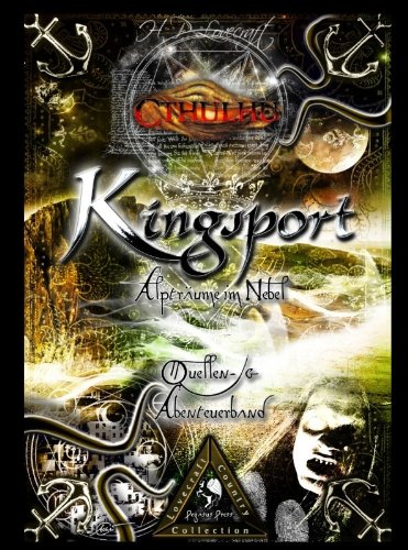 9783941976306: Cthulhu: Kingsport