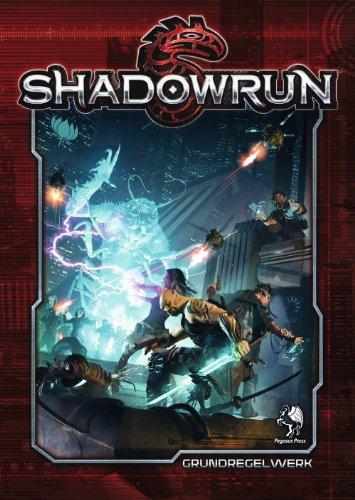 9783941976672: Shadowrun Regelbuch, 5. Edition