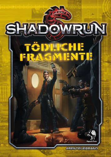 9783941976801: Shadowrun 5: Tödliche Fragmente