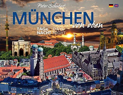 9783941977341: M�nchen von oben - Tag & Nacht