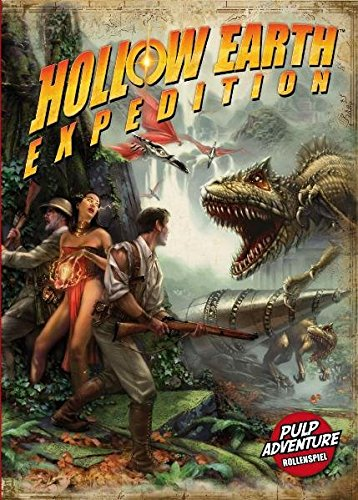9783942012027: Hollow Earth Expedition