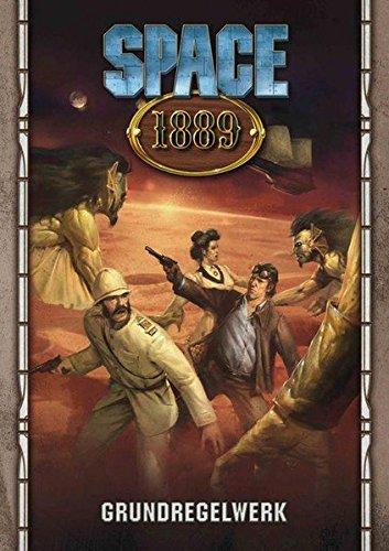 9783942012850: Space: 1889: SF-Rollenspiel in einer zivilisierteren Zeit