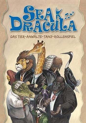 9783942012881: Sea Dracula: Das Tieranwälte-Tanz-Rollenspiel
