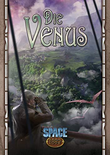 9783942012966: Space: 1889 - Die Venus