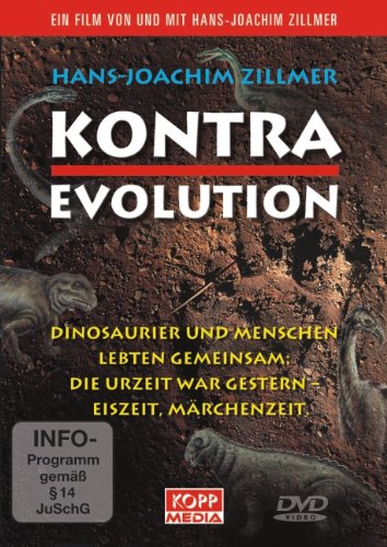 9783942016094: Kontra Evolution [Alemania] [DVD]