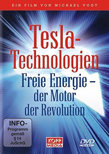 9783942016377: Tesla-Technologien - Freie Energie - der Motor der Revolution! [Alemania] [DVD]