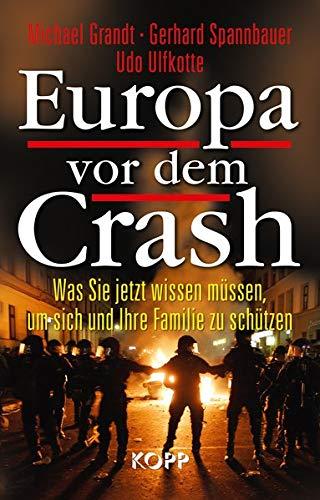 9783942016643: Europa vor dem Crash