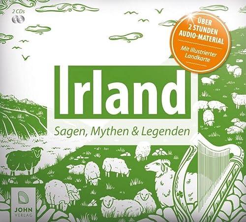9783942057585: Irland: Sagen, Mythen und Legenden: Keltische Sagen und Mythen aus Irland. Ländersagen 08