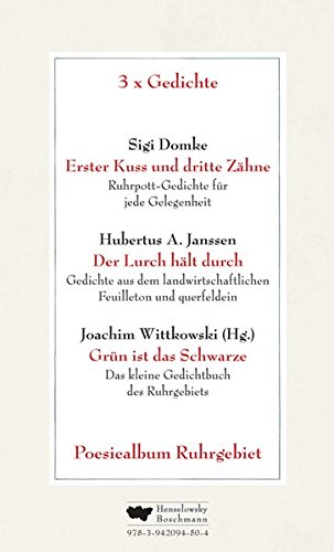 3 x Gedichte: Sigi Domke