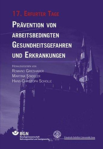 Prävention von arbeitsbedingten Gesundheitsgefahren und Erkrankungen: Romano Grieshaber