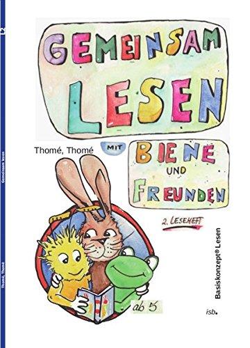 9783942122139: Gemeinsam lesen mit Biene und Freunden
