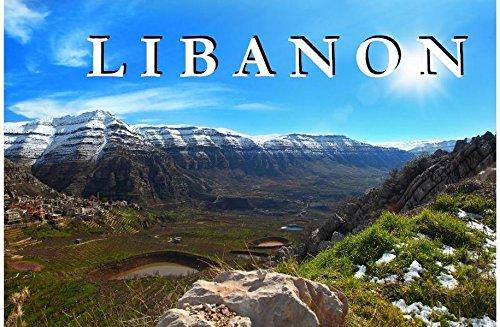 Libanon - Ein Bildband - Jürgen Burkhart