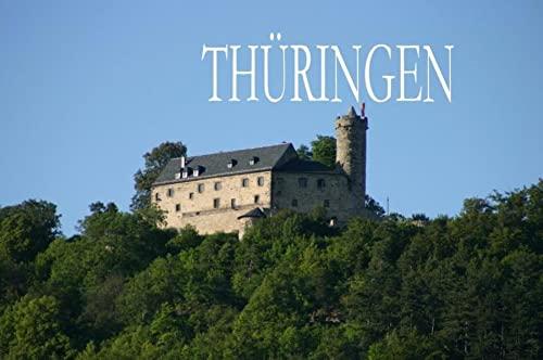 9783942129732: Thüringen - Ein Bildband
