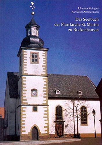 Das Seelbuch der Pfarrkirche St. Martin zu Rockenhausen